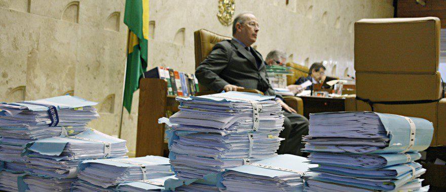 Crédito Gervásio Baptista/SCO/STF