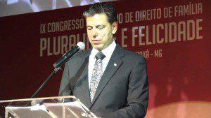 Rodrigo da Cunha: Fim da monogamia é maior desafio (Divulgação)