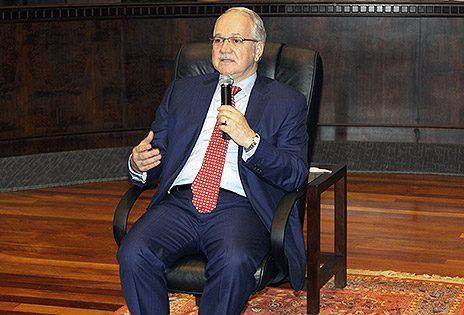 Luiz Edson Fachin, indicado ao Supremo Tribunal Federal. Imagem: TRT9
