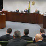 Segunda Turma do STF vota habeas corpus da Lava Jato. Foto:Nelson Jr./SCO/STF (28/04/2015)