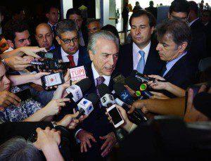 O vice-presidente da República, Michel Temer. Foto: Antonio Cruz/Agência Brasil