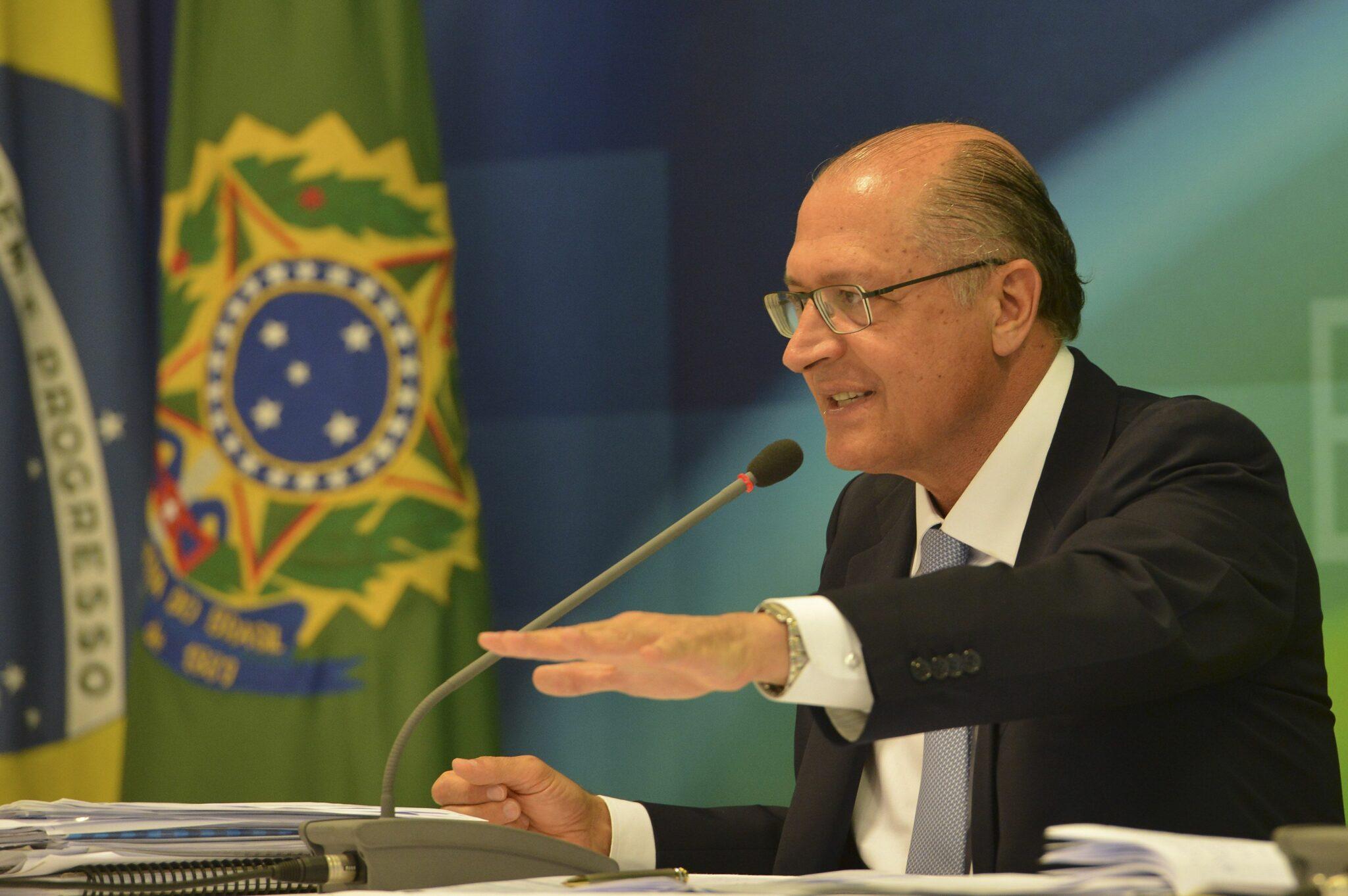 Sobre investigação, Alckmin diz que delação foi de natureza eleitoral