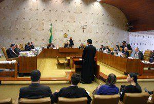 Plenário do STF. Foto: Carlos Humberto/SCO/STF