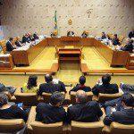 Sessão do STF. Corte está sem quorum para planos econômicos. Foto: Nelson Jr./SCO/STF (27/08/2015)