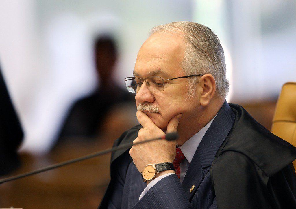 Férias-Fachin foi o personagem da semana no STF: devolveu vista da descriminalização e anunciou estar impedido para julgar planos econômicos