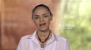 Marina Silva em campanha eleitoral - STF beneficiou novos partidos