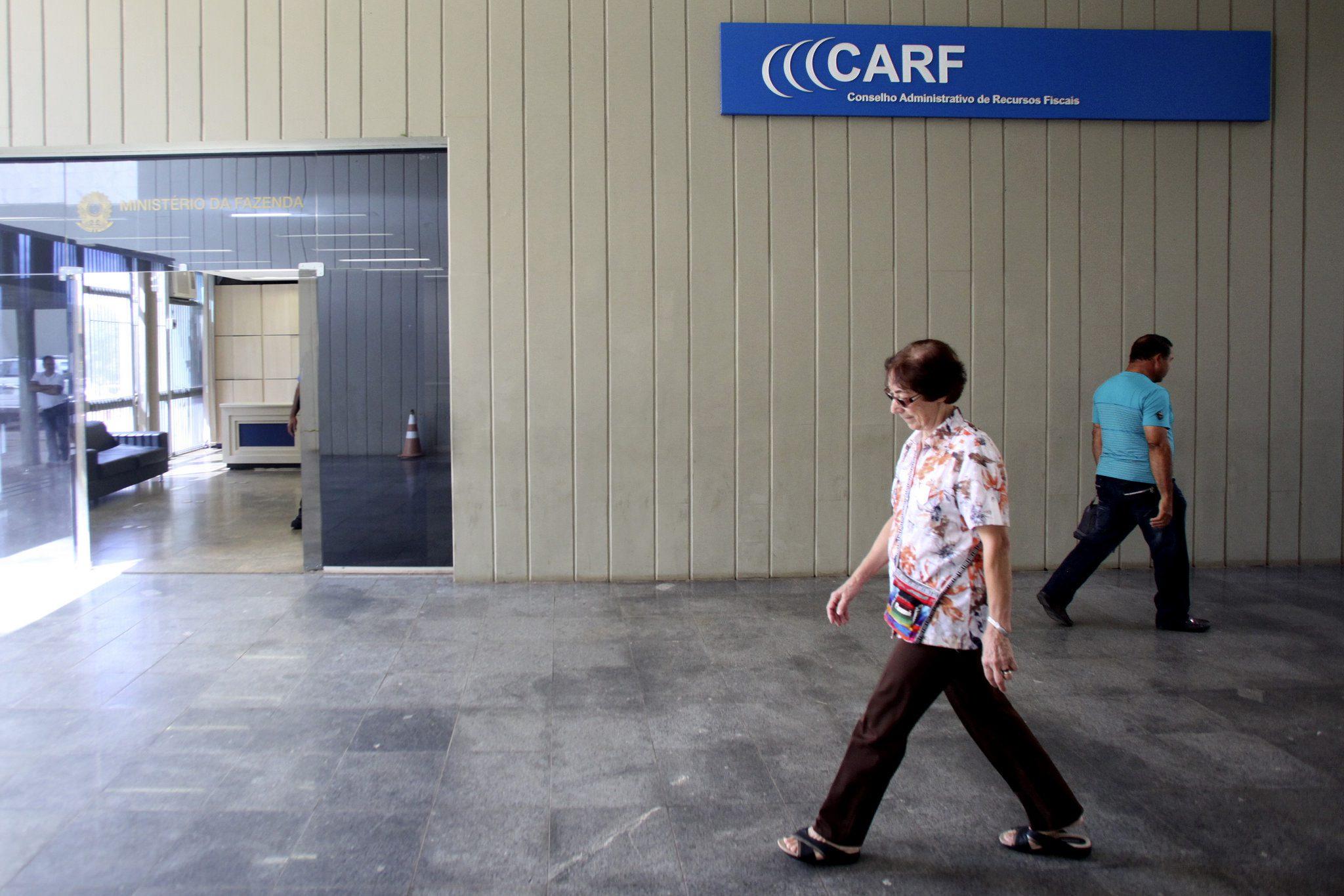 Carf julgamento redução de capital