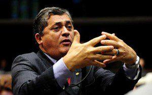 José Guimarães, líder do PT na Câmara. Foto: Gustavo Lima/Câmara dos Deputados