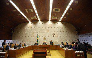 Supremo Tribunal Federal sigilo bancário gestantes