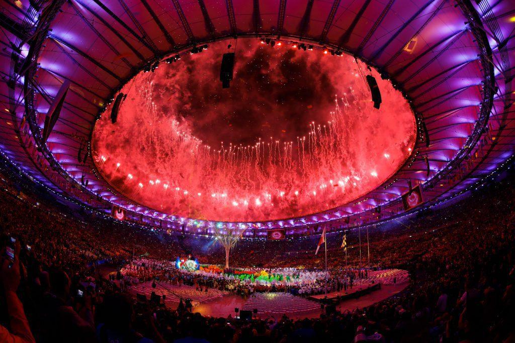 Rio de Janeiro - Cerimônia de encerramento dos Jogos Olímpicos Rio 2016 b337ca01b60