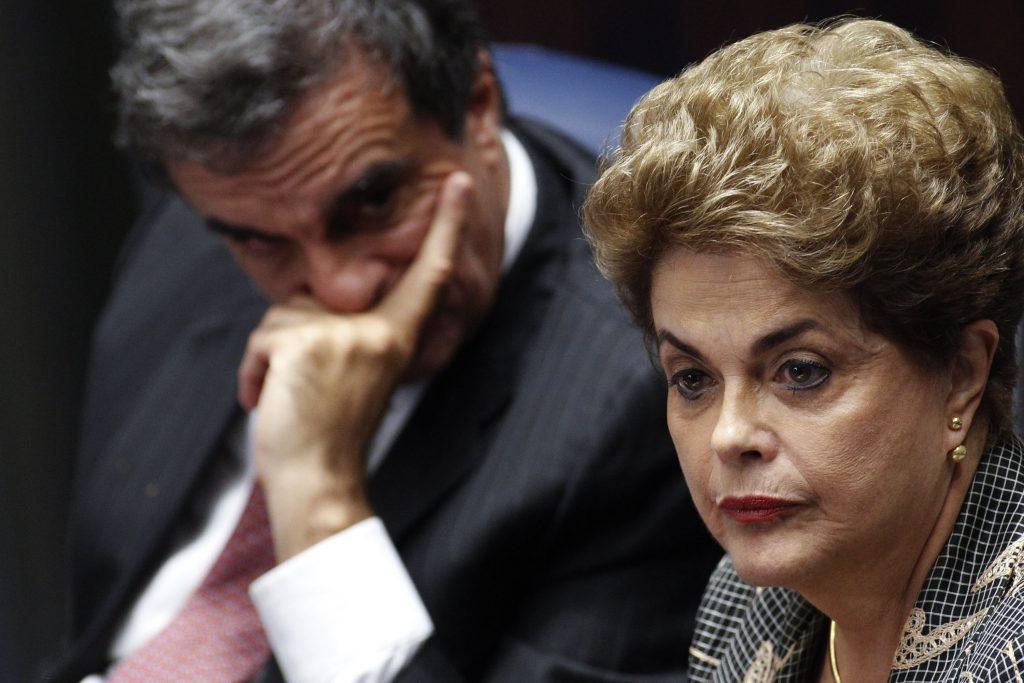 STF nega julgar mérito de impeachment de Dilma