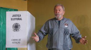 Lula solto; Lula preso