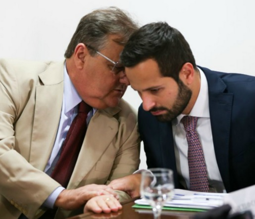 Fachin nega a Geddel saber quem denunciou 'bunker' dos R$ 51 mi