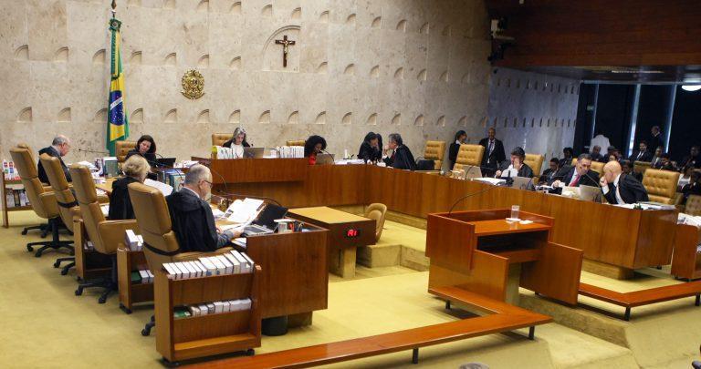 Maioria do STF aprova delação da polícia, mas defende limites