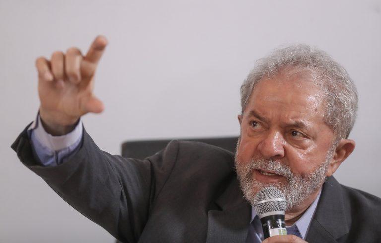 Lula pede para prestar novo depoimento antes de julgamento