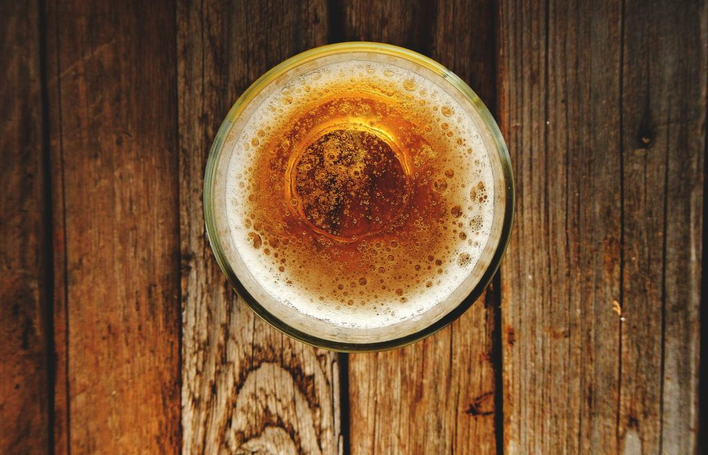 ambev Cerveja com cereais não maltados