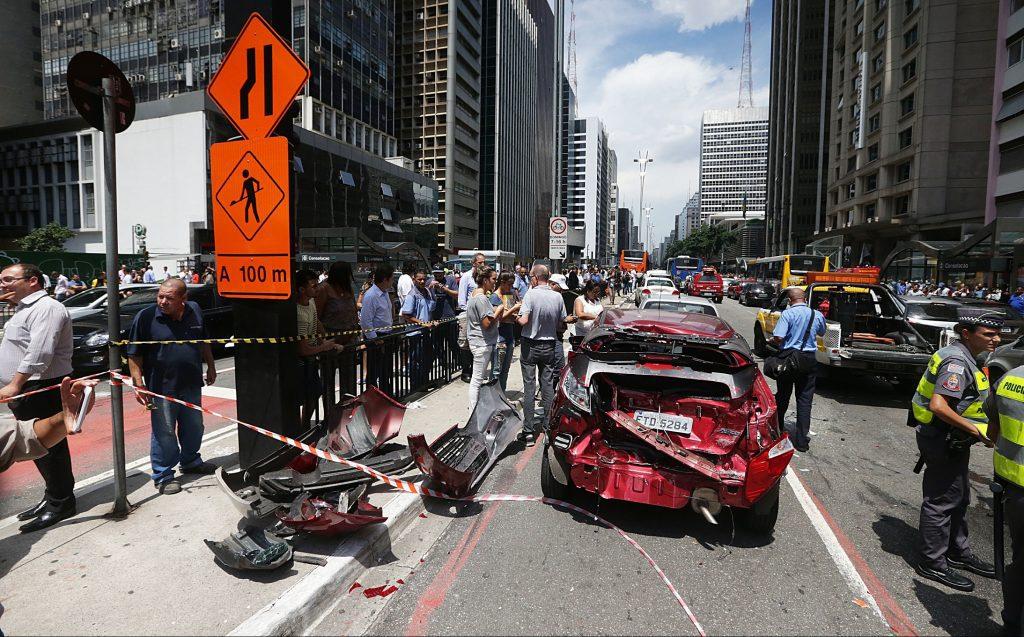 motorista acidente