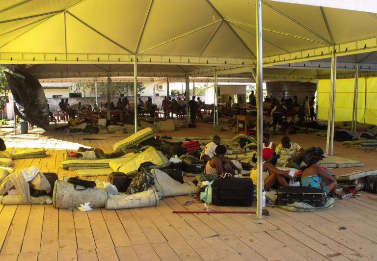 Roraima pede ao STF fechamento da fronteira com Venezuela