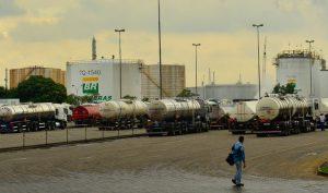 greve dos petroleiros - Petrobras