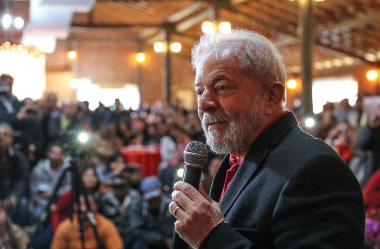 STF começa a julgar virtualmente liberdade do ex-presidente Lula