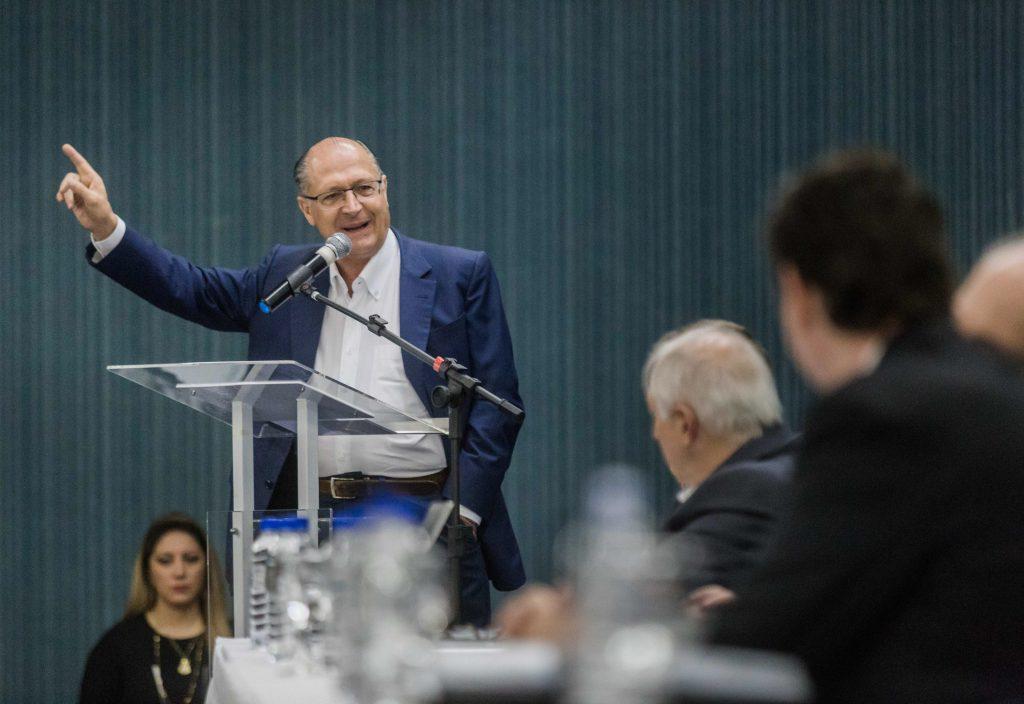 PGJ do MPSP deixa inquérito sobre Alckmin na 1ª instância