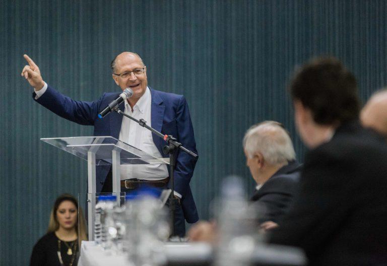 Inquérito sobre caixa 2 vai ficar com Promotoria do Patrimônio — Alckmin