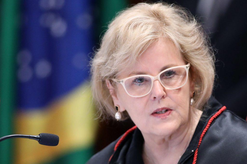 Em meio a discursos indiretos sobre situação de Lula, Rosa Weber ...