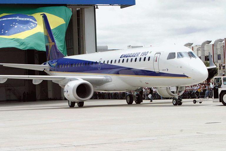 TRF3 Embraer