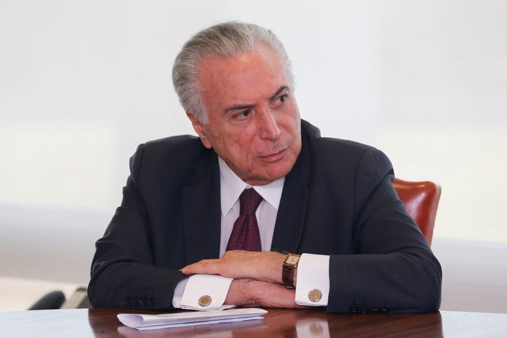 refis do funrural Temer processou Cid Gomes