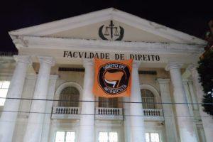 UFF livre manifestação