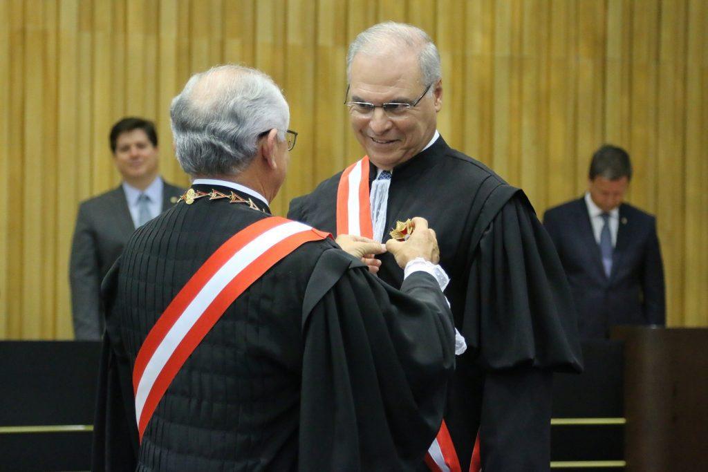 ministro Luiz Dezena