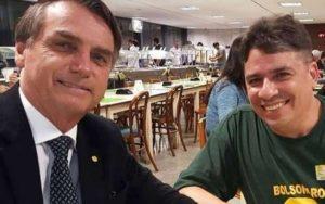 Petrobras amigo de Bolsonaro