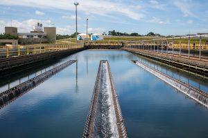 estação captação de água água mineral sabesp