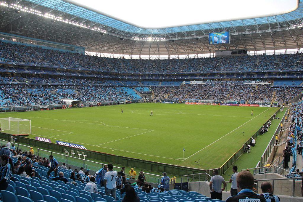 Arêna do Grêmio Estádio de Futebol esporte caf contribuição previdenciária direito de imagem arena arena esportiva