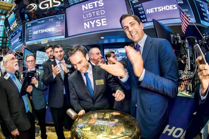 1047a9df55 Abertura de capital da Netshoes na Bolsa de Valores de Nova York Crédito   divulgação