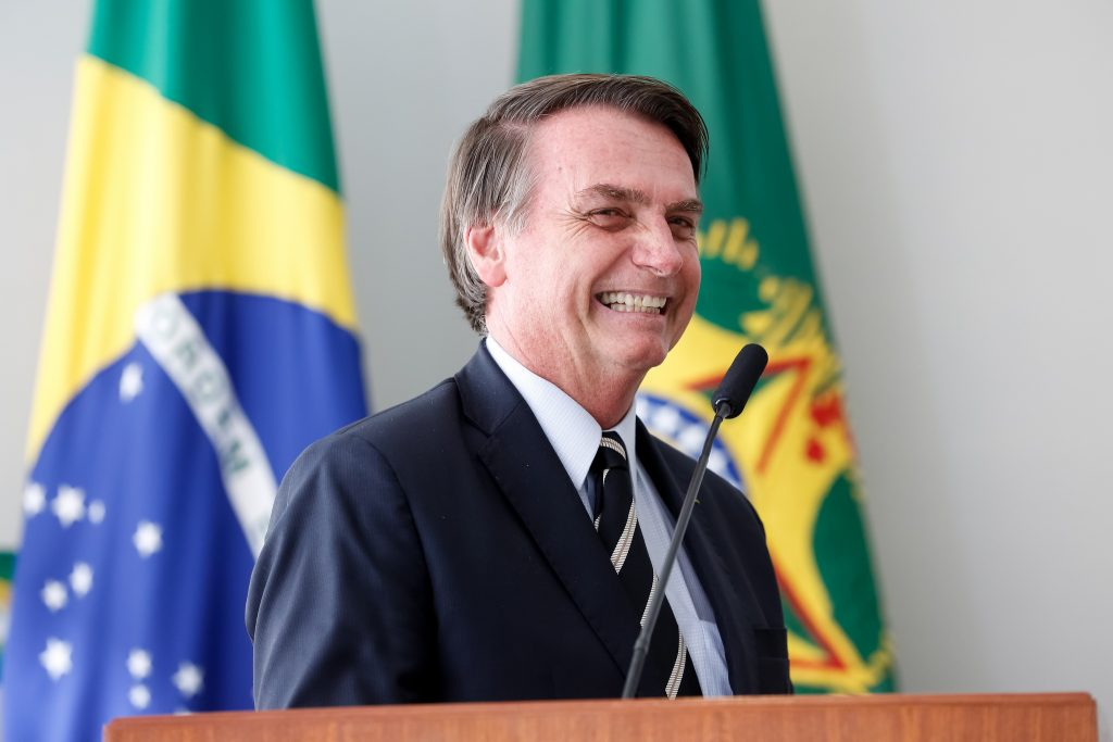 Bolsonaro; ANPR