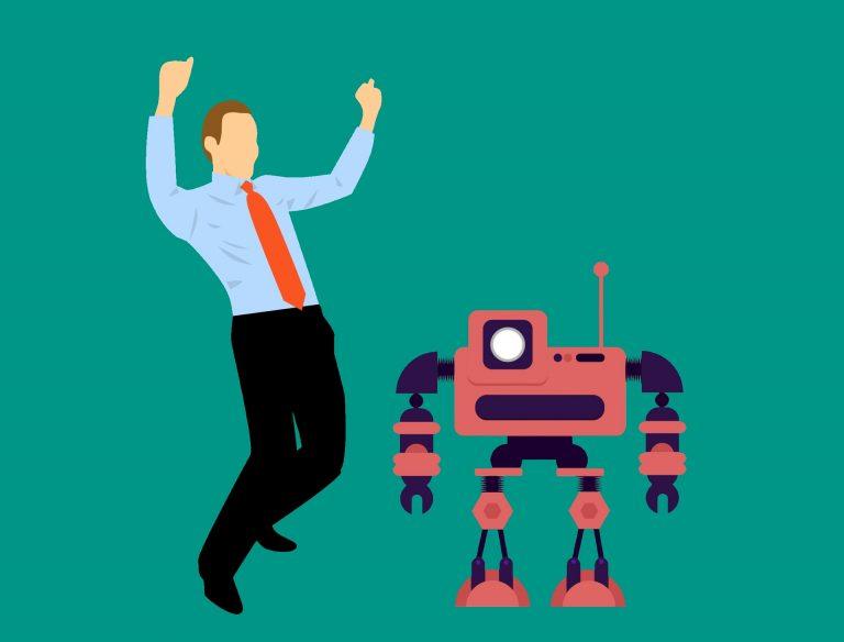 robô de investimento
