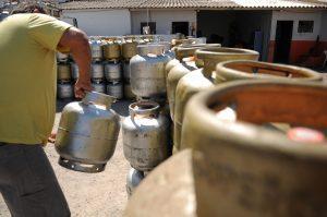 botijão de gás, concorrência