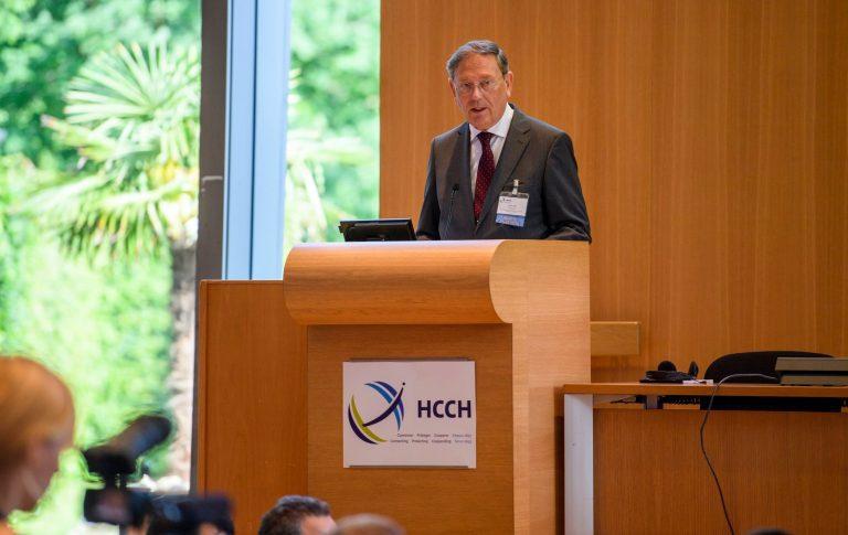 Convenção sobre o Reconhecimento e Execução de Sentenças Estrangeiras, HCCH
