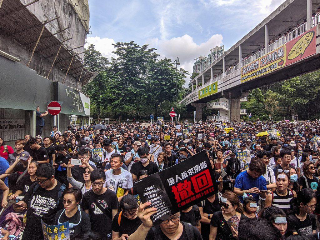 Hong Kong, extradição,