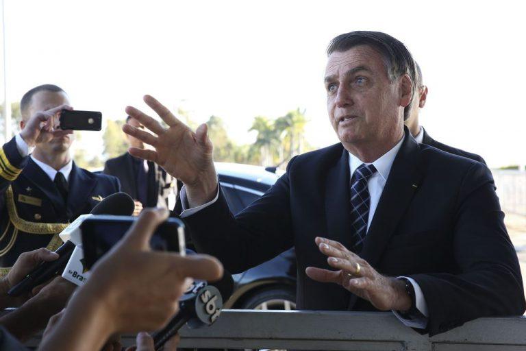 decoro presidencial, Bolsonaro,