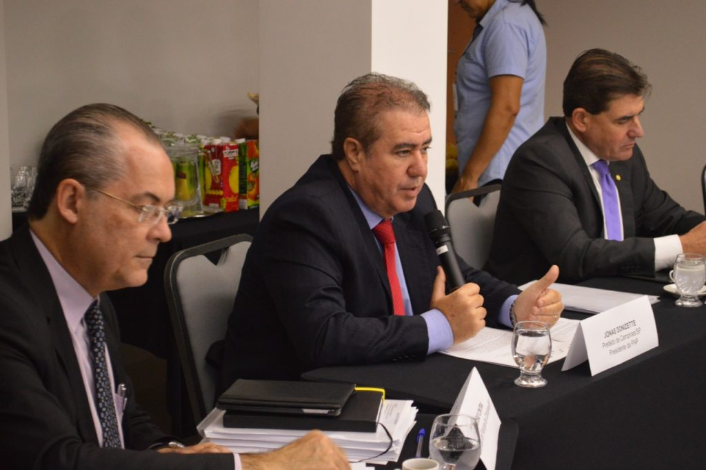 FNP ISS municípios jonas donizette