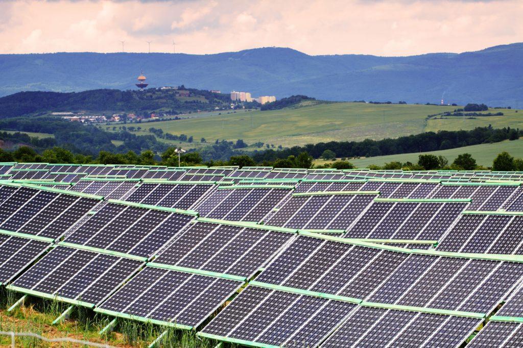 Sole rural por estrangeiros; gerão de energia