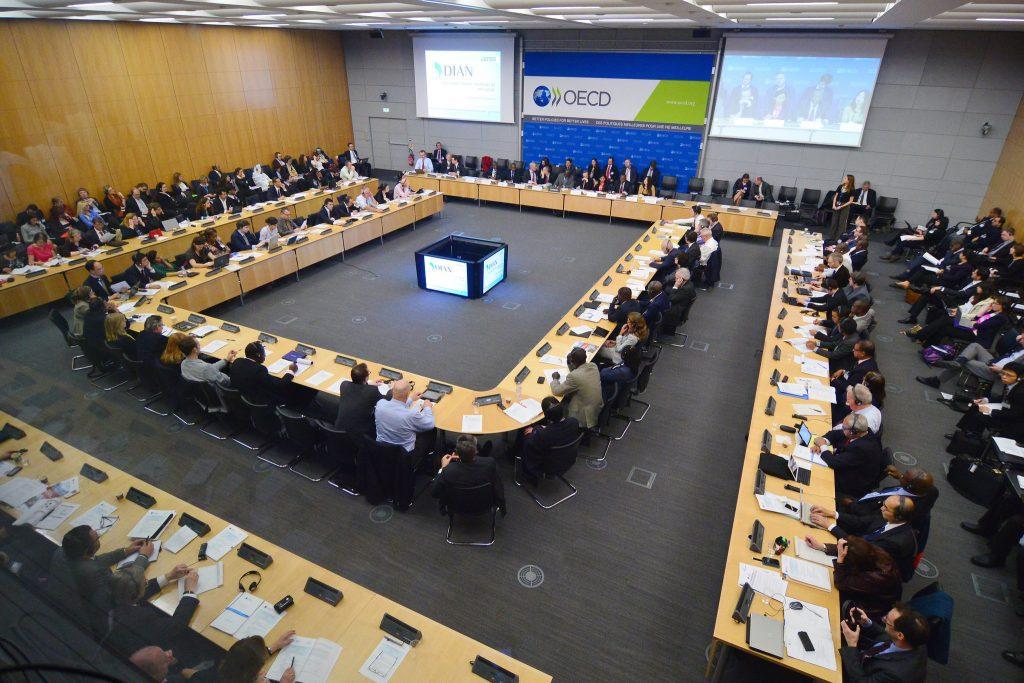OCDE, Brasil, antitruste
