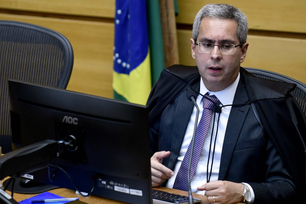 gurgel de faria stj ministro não-concorrência