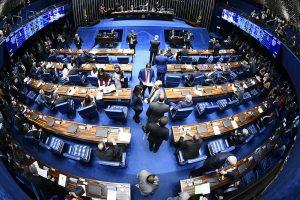Senado agências reguladoras