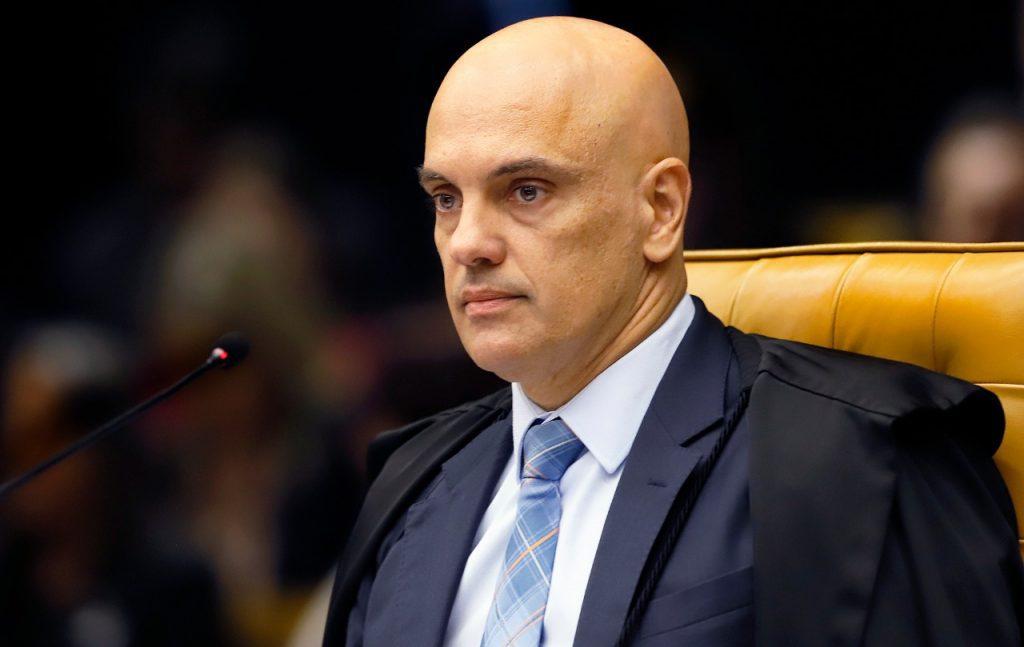ipi Alexandre Ramagem, Polícia Federal Moraes