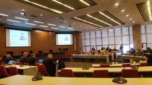 Plenário do CRSFN/Conselhinho