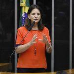 Deputada Carmen Zanotto, relatora do projeto