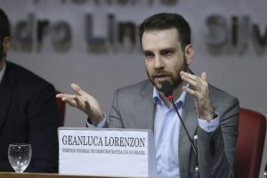 Geanluca Lorenzon, diretor de Desburocratização | Foto: Luciano Botelho/OAB-RJ